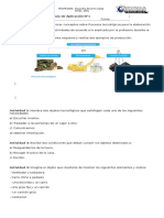 Guía de Aplicación N°1 1°medio