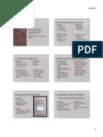 mudd whitney- professional development