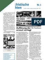 antifaschistische nachrichten 2003 #01
