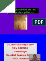 Anatomia de Los Soportes Pelvicos