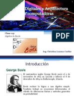Tema 04 - Algebra de Boole