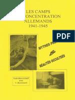 B03 - Les Camps de Concentration Allemands 1941-1945