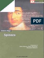 Spinoza. L'Anomalia Selvaggia-Spinoza Sovversivo - Democrazia Ed Eternità in Spinoza