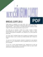 Breve Copp 2012