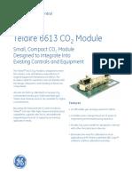 Sensor CO2 6613 CO2