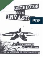 Anticoncepcion Sin Invasion