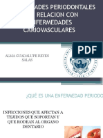 Enfermedades Periodontales y Su Relacion Con Enfermedades Cariovasculares