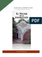NECTAR INSTRUCCION