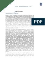 Magallón Ibarra Jorge Mario - La Absurda Negación de La Persona