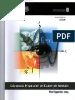 Guía de Preparación IPN 2014-2015