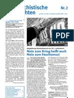 antifaschistische nachrichten 2003 #02