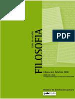 Guia de estudio- Filosofía-parte 01