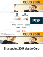 Sharepoint Desde Cero
