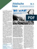 antifaschistische nachrichten 2003 #05