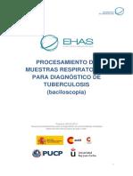 Diagnostico Tuberculosis