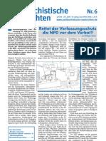 antifaschistische nachrichten 2003 #06