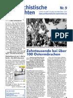 antifaschistische nachrichten 2003 #09