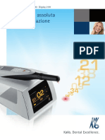 KaVo DIAGNOdent Pen 2190 Brochure IT