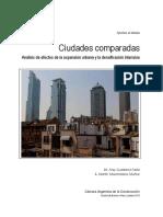 CIUDADES COMPARADAS