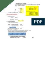 Diseño Hidraulico y Estructural Del Reservorio de RIEGO