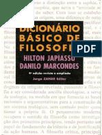 Dicionário Básico de Filosofia