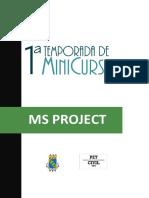 Microsoft Project Curso
