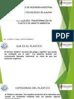 Rotomoldeo impacto ambiental