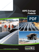 Hdp e Drainage Products Brochure 10222114