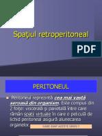 SPATIUL RETROPERITONEAL si subperitoneal 2014 selectie.pdf