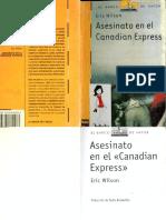 Asesinato en el Canadian Express