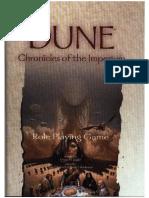 Dune Rpg - Last Unicorn Games