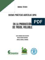 Manual Frijol