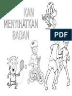 Poster Sukan
