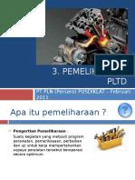2. PEMELIHARAAN PLTD