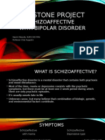Schizoaffective with Bipolar Disorders