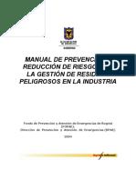 PREVENCIÓN RIESGOS GESTIÓN DE RESPEL.pdf