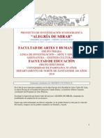 Informe 06-05-10-Alegria de Mirar