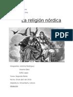 Trabajo Mitologia Nordica