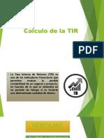 Calculo de La TIR