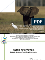 Matriz Leopold