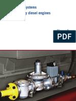 GTI Bifuel System for Diesel Engine
