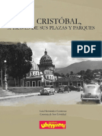 San Cristóbal, a través de sus Plazas y Parques