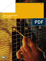 SAP IQ Quick Start Linux 16sp11