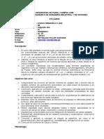 A2 Syllabus(CL 10 II)