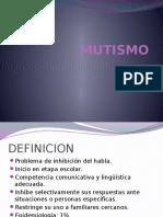 MUTISMO 2.0