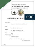 Informe de Consolidacion Para Presentar