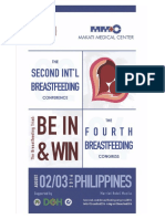 2nd International Breastfeeding Conference and 4th Breastfeeding Congress