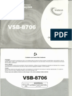 Manual Do Visteon VSB-8706 Completo