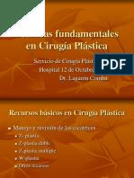 Tecnicas Fundamentales en Cirugia Plastica