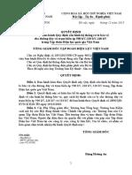 00-00-2016, EVN, Quy Dinh Ro Le Bao Ve - Chuan Bi Ban Hanh
